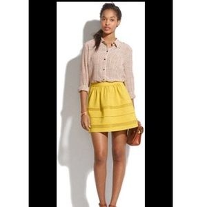 Madewell Silhouette Skirt